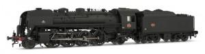 train à vapeur Jouef miniature