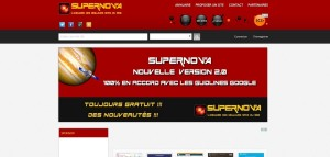 Supernova-Annuaire-com: pour les webmasters exigeants!