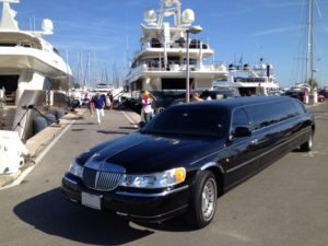 Agence de location de Limousine à Nice