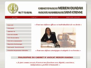 Maitre Ouadah est un avocat divorce dans la Loire