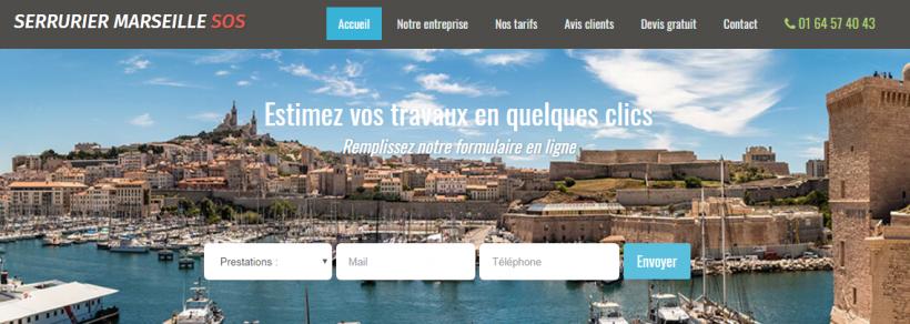 Urgence Serrurier Marseille : Trouver un bon serrurier