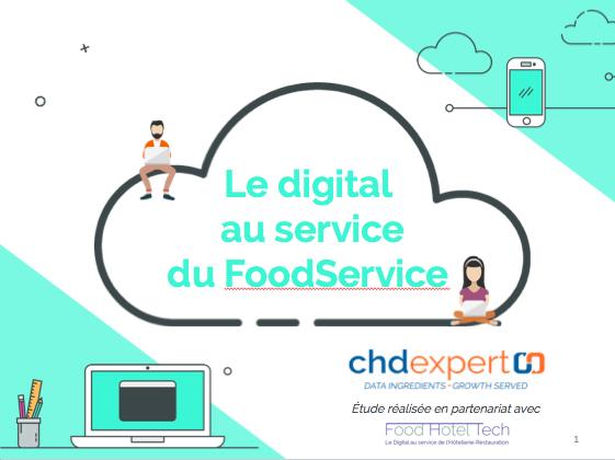 CHD Expert : Marché du foodservice France