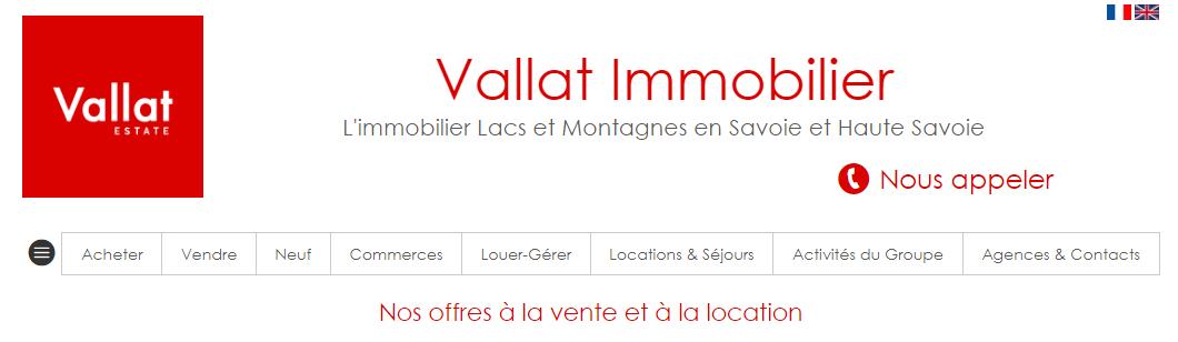 Vallat Immobilier : Trouver un logement neuf au cœur des Alpes