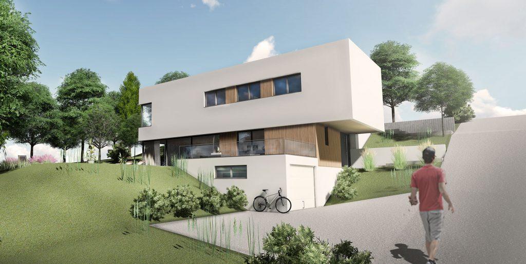 Architecte à Mulhouse : permis de construire, architecture d'intérieur, rénovation et agrandissements. Agence d'architecture en Alsace.
